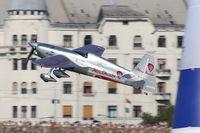 N541HA - Red Bull Air Race Budapest 2009 - Hannes Arch
