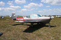 N15RR @ LAL - Aero Commander 200D