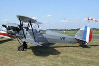 D-EQXB @ EDKB - Stampe SV-4C at the Bonn-Hangelar centennial jubilee airshow - by Ingo Warnecke