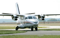 OM-PGA @ LHKV - Kaposújlak airport (LHKV) Hungary - Blowing a fuse after landing - by Attila Groszvald-Groszi
