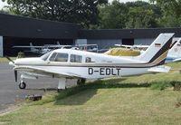 D-EDLT @ EDKB - Piper PA-28R-201 Arrow III at the Bonn-Hangelar centennial jubilee airshow - by Ingo Warnecke