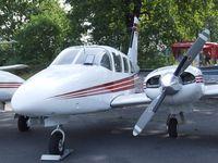 D-GDEC @ EDKB - Piper PA-34-200T Seneca II at the Bonn-Hangelar centennial jubilee airshow - by Ingo Warnecke