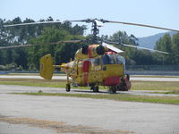 CS-HMP @ LPBR - Kamov based at Braga for firefighting - by ze_mikex