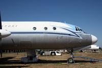HA-MOA @ BUD - Air Museum Bud/Ferihegy - Ilyushin Il-18V - by Juergen Postl