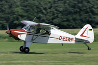 D-ESWP @ EBDT - 1996 was the last year of Chipmunk operation with the AAC. - by Joop de Groot