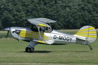 D-MODY @ EBDT - arrival at Schaffen-Diest. - by Joop de Groot