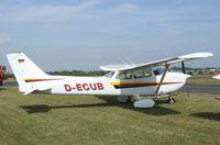 D-ECUB @ EDKB - Reims / Cessna F.172N Skyhawk II at the Bonn-Hangelar centennial jubilee airshow - by Ingo Warnecke