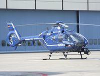 D-HVBE @ EDKB - Eurocopter EC 135T2 of the Bundespolizei (german federal police) at the Bonn-Hangelar centennial jubilee airshow - by Ingo Warnecke