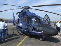 D-HLTF @ EDKB - Eurocopter EC 155B of the Bundespolizei (german federal police) at the Bonn-Hangelar centennial jubilee airshow - by Ingo Warnecke