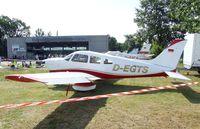 D-EGTS @ EDKB - Piper PA-28-181 Archer II  at the Bonn-Hangelar centennial jubilee airshow - by Ingo Warnecke