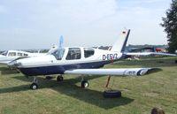 D-EEVZ @ EDKB - SOCATA TB-9 Tampico at the Bonn-Hangelar centennial jubilee airshow - by Ingo Warnecke
