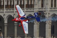 N540MD - Red Bull Air Race Budapest -Matthias Dolderer - by Delta Kilo