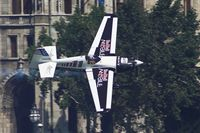 N12NM - Red Bull Air Race Budapest -Mike Mangold - by Delta Kilo
