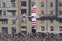 N55ZE - Red Bull Air Race Budapest -Paul Bonhomme - by Delta Kilo