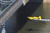 N540XS - Red Bull Air Race Budapest -Nigel Lamb - by Delta Kilo
