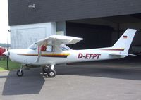 D-EFPT @ EDKB - Reims / Cessna F.152 at the Bonn-Hangelar centennial jubilee airshow - by Ingo Warnecke