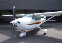 D-ERPW @ EDKB - Cessna 182Q Skylane at the Bonn-Hangelar centennial jubilee airshow - by Ingo Warnecke