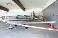 D-EDDO @ EDKB - Grumman American AA-5B Tiger at the Bonn-Hangelar centennial jubilee airshow - by Ingo Warnecke