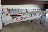 D-ETJK @ EDKB - Cessna 140 at the Bonn-Hangelar centennial jubilee airshow - by Ingo Warnecke