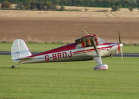 G-BRDJ @ EGSU - G-BRDJ at Duxford September Airshow - by Eric.Fishwick