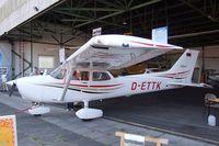 D-ETTK @ EDKB - Cessna 172R at the Bonn-Hangelar centennial jubilee airshow - by Ingo Warnecke
