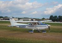 N128EP @ KOSH - Cessna 172P - by Mark Pasqualino
