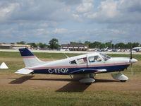 C-FFQP @ KOSH - Piper PA-28-180 - by Mark Pasqualino