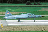 J-3062 @ LSMP - It seems quite recent, but it is over twenty years ago: Tiger take off from Payerne.