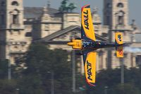 N19MX - Red Bull Air Race Budapest -Matt Hall - by Delta Kilo