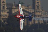 N540MD - Red Bull Air Race Budapest -Matthias Dolderer - by Delta Kilo
