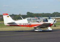 D-EGTW @ EDKB - Robin DR.400-180R Remorqueur at the Bonn-Hangelar centennial jubilee airshow - by Ingo Warnecke