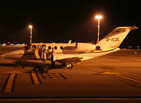 D-ICOL @ LFML - Parked at the General Aviation area... - by Shunn311