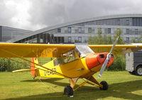 D-EAEB @ EHLE - Fly In,  Aviodrome Aviation Museum - Lelystad Airport - by Henk Geerlings