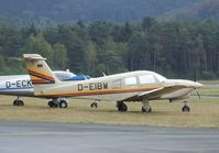 D-EIBW @ EDLO - Piper PA-28RT-201T Turbo Arrow IV at Oerlinghausen airfield