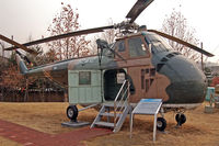 34425 - South Korea - Air Force Sikorsky HH-19B Chickasaw (S-55D) (The War Memorial Museum, Seoul) - by Micha Lueck
