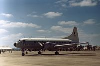 51-7892 @ GREENHAM - Another view of the Convair VT-29B in the static park of the 1973 Intnl Air Tattoo at RAF Greenham Common. - by Peter Nicholson