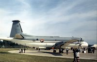 66 @ GREENHAM - Atlantic of the French Aeronavale's 24 Flotille at the 1973 Intnl Air Tattoo at RAF Greenham Common. - by Peter Nicholson