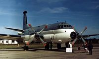 66 @ GREENHAM - Another view of 24 Flotille's Atlantic on display at the 1973 Intnl Air Tattoo at RAF Greenham Common. - by Peter Nicholson