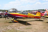 N77KW @ LAL - Extra 300