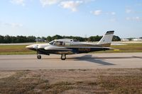 N81MD @ LAL - Piper PA-30