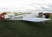 VH-UUR @ KOSH - EAA Airventure 2009 - by Kreg Anderson