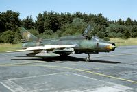 98 15 @ ETSI - Former East German AF Su-22 used for trials by WTD 61 at Manching. Testing of the Su-22 lasted for seven years and ended in 1998. - by Joop de Groot