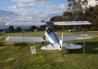 VH-EIE @ YCEM - VH-EIE on display at Mission Aviation Fellowship Open Day, Coldstream