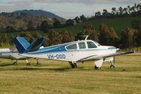 VH-DDD @ YCEM - Bonanza VH-DDD Coldstream Airfield