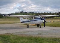 VH-IMY @ YCEM - Cessna 172M VH-IMY, Coldstream Airfield