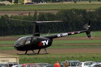 OE-XWS @ LOAS - Hubi-Fly Robinson R44 Raven - by Joker767