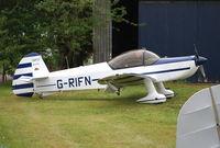 G-RIFN @ EGLM - CAP 10B at White Waltham - by moxy
