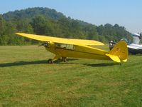 N1939C @ OH36 - EAA breakfast fly-in at Zanesville, Ohio - by Bob Simmermon