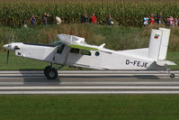 D-FEJE @ EDME - Pilatus PC6 - by Thomas Ramgraber-VAP