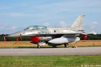 609 @ EHVK - Lockheed-Martin F-16DJ Fighting Falcon Greek Air Force - by Jan Lefers